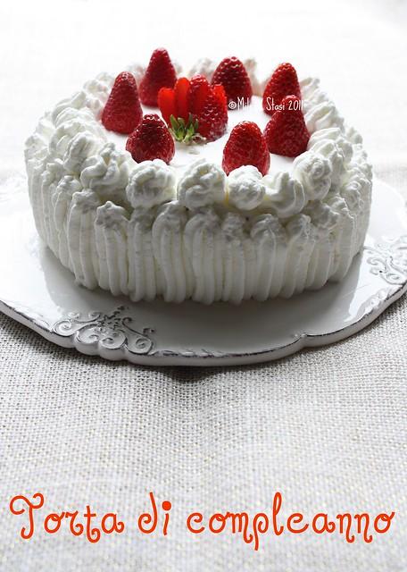 Spirale di cacao e panna (Torta)