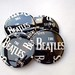 Beatles fridge magnet