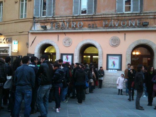 Perugia, Italy: Festival City