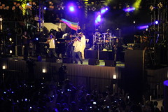 "NAS & Damian ""Jr. Gong"" Marley Performing at The Boulevard Pool at The Cosmopolitan of Las Vegas (The Cosmopolitan of Las Vegas) Tags: vegas music usa hotel concert lasvegas nevada casino resort hiphop reggae nas damianmarley distantrelatives thecosmopolitan damianjrgongmarley thecosmopolitanoflasvegas"