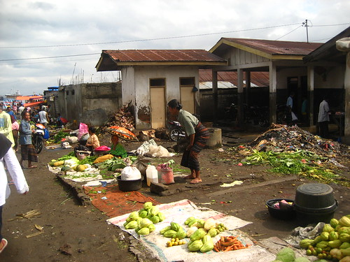 Market: Ende, Lombok