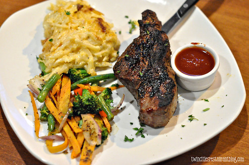 New York Strip at Shorewood Bar & Grill ~ Fridley, MN copy