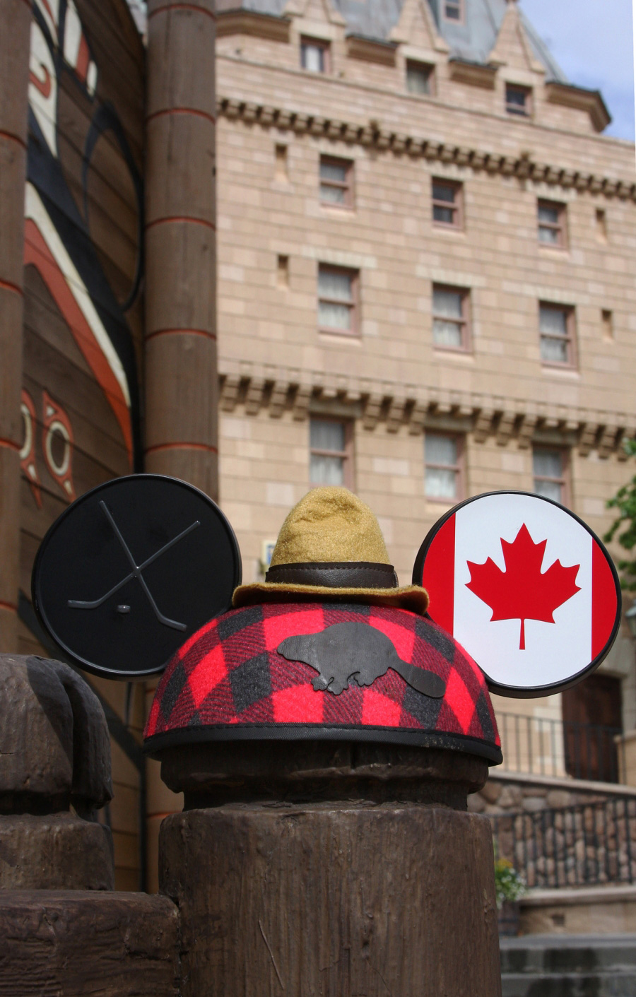 Canada Ear Hat from Disney Parks
