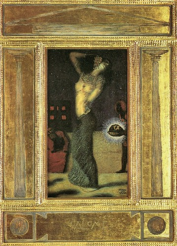 Salome I by Franz von Stuck