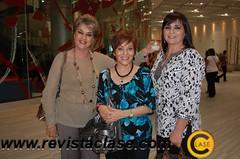 DSC_2869 Rosa Luz Arce, Rosalba Terán de Robinson y Lulú Salinas.
