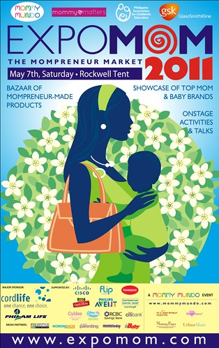Expo Mom 2011 final poster