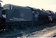 Woodham's scrapyard Barry 1976/77 (Spearmint100) Tags: abandoned barry scrapyard 1977 locomotives uksteam woodhams britishsteamlocomotives