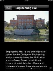 Engineering Hall description