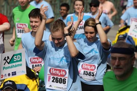 Zdravotníci radí: Fofrem na maraton