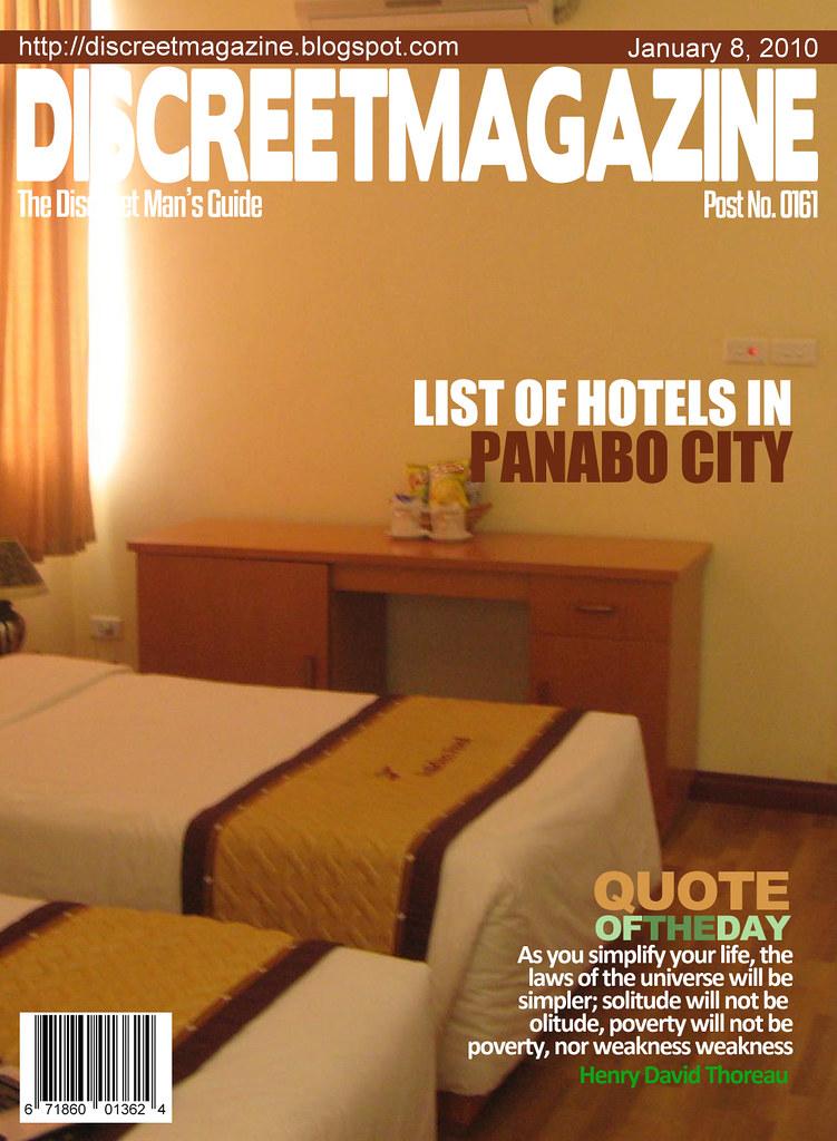 Discreet Magazine January 8 2010