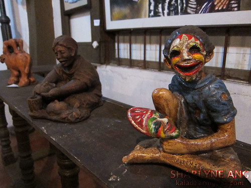 Sculptures in Silay