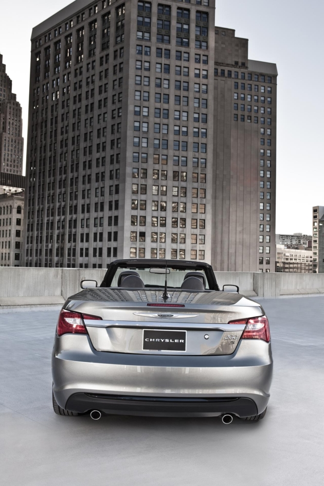 The New 2011 Chrysler 200 S Sedan and 2011 Chrysler 200 S Convertible