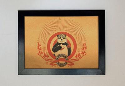 Panda revolution I