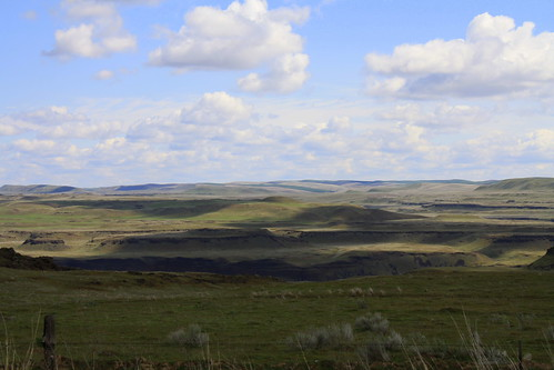 Near Palouse Falls