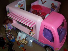 IC20B7~1 (citycirclez) Tags: ice cream barbie diorama