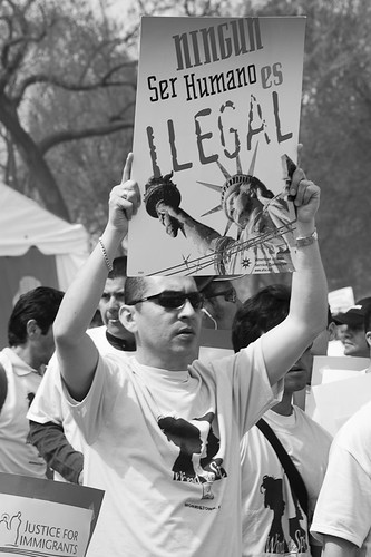 Immigration Reform Rally 2010
