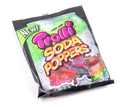 Trolli Soda Poppers Bag