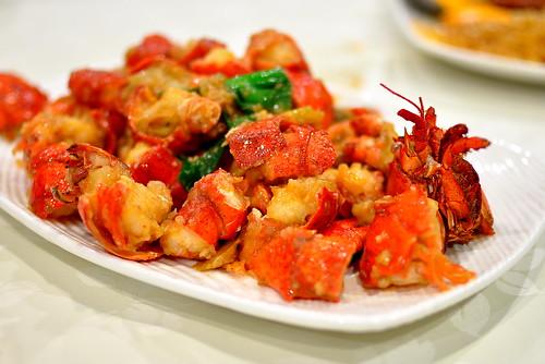 New Capital Seafood - San Gabriel