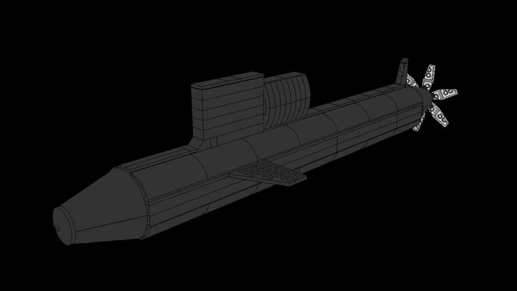 SSN-1 Alexander Hamilton