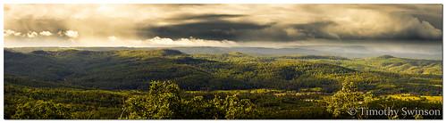 Toowoomba Range Panorama