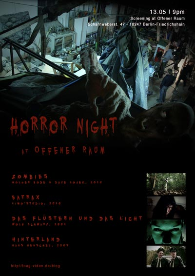 Freitag der 13. Horror Night