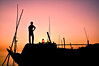 Hopes never die (Darshan Chakma) Tags: life light sunset sun man silhouette river dark photography hope boat nikon energy power lifestyle bp riverbank success bangladesh courage padma d90 mawa munshiganj bangladeshiphotographers maowa darshanchakma bhagyakul hopesneverdie
