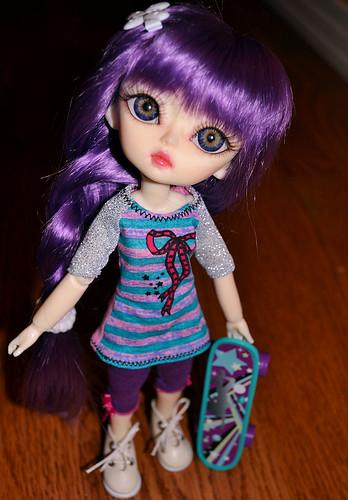 Skater Girl 1
