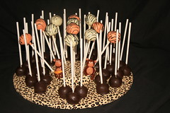 "Safari cake balls for a baby shower • <a style=""font-size:0.8em;"" href=""http://www.flickr.com/photos/60584691@N02/5673201866/"" target=""_blank"">View on Flickr</a>"