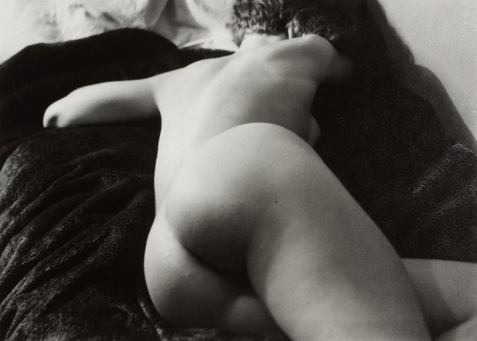 Raoul Hausmann Nude  Vera Broido