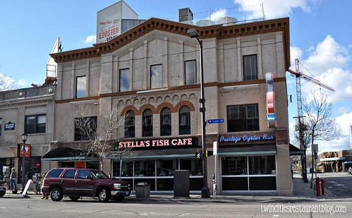 Stella's Fish Cafe ~ Minneapolis, MN