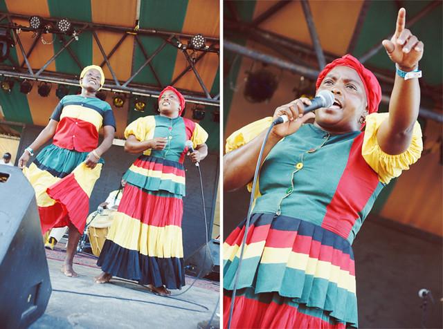 UMALALI @ Shakori Hills Music Festival