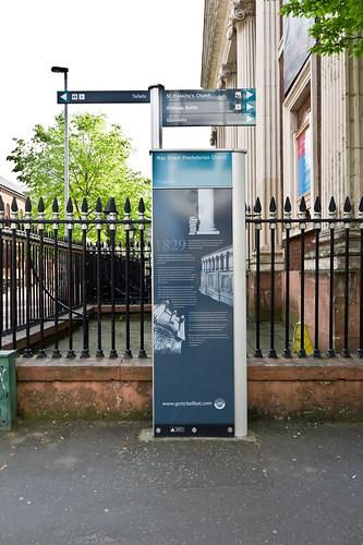 May Street Presbyterian Church In Belfast Opened In 1829