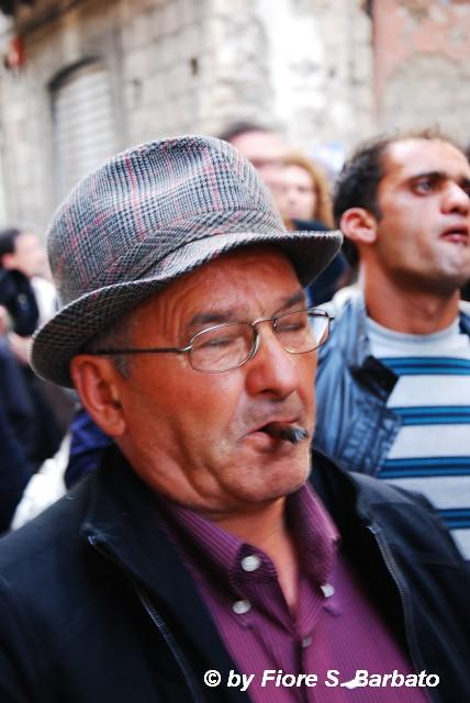 Pagani (SA), 2011, Festa della Madonna del Carmine detta anche