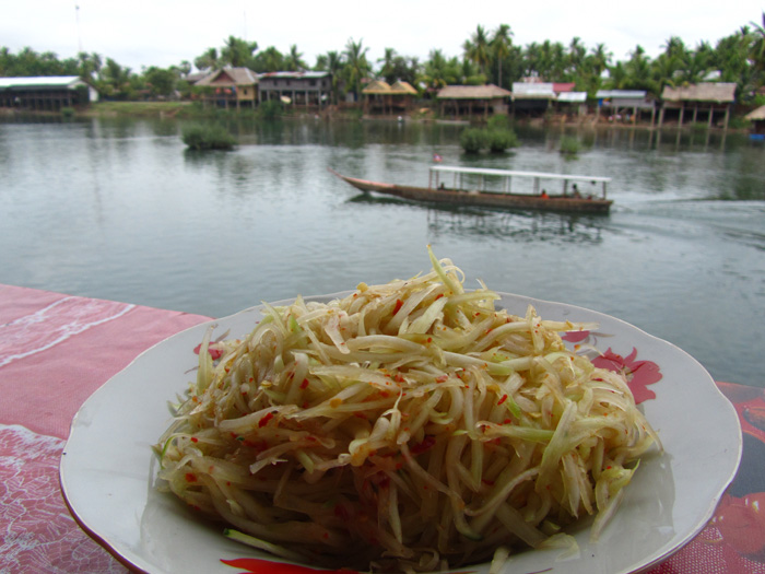 Som Tam Laos