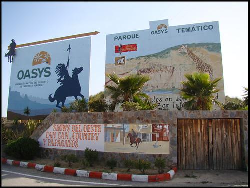 Parque Temático Oasys (Almería)