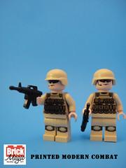Brickmagic - Printed modern combat (eclipseGrafx) Tags: lego moderncombat eclipsegrafx brickmagic