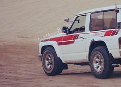 T63S Tiiime !!!! (Abdulaziz Al-Manni ||  ) Tags: red brown white al nissan safari   sealine        t63s t63ees mannai aalmannai