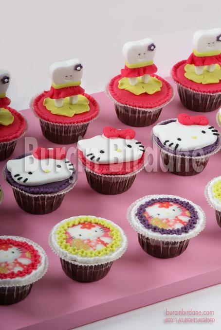 Dis Bugdayi Cupcake