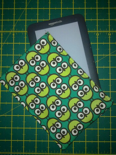 Quick Kindle Cover