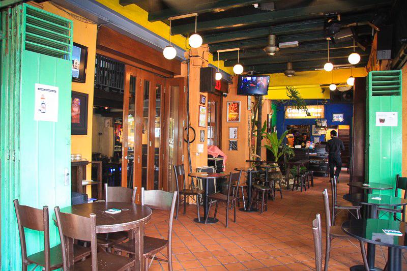 馬六甲地理學家咖啡館