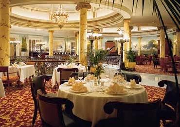 アフタヌーンティーで人気のホテル フェアモント サンフランシスコ