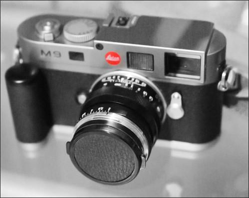Leica M9 Zeiss 50mm f/2 Planar T