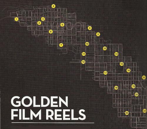 L.A. Noire Gold Film Reels