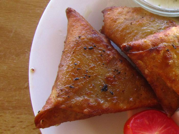 Kenya Samosa