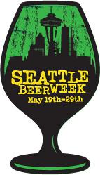 Seattle Beer Week Logo