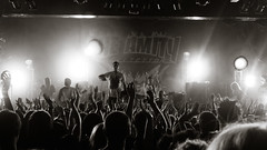 Day 131 : Destroy Music (BeAsT#1) Tags: music holiday metal lumix concert live gig emo working australia melbourne victoria billboard panasonic hardcore vic 24mm heavy venue affliction amity visa  destroy screamo   hxc  f20  2011 whv    lx3