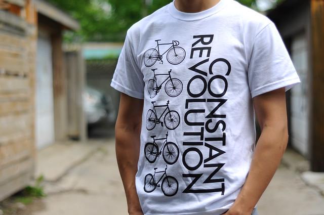 Constant Revolution