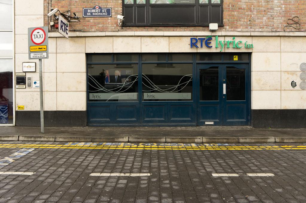 Limerick - RTE Lyric FM (Robert Street)