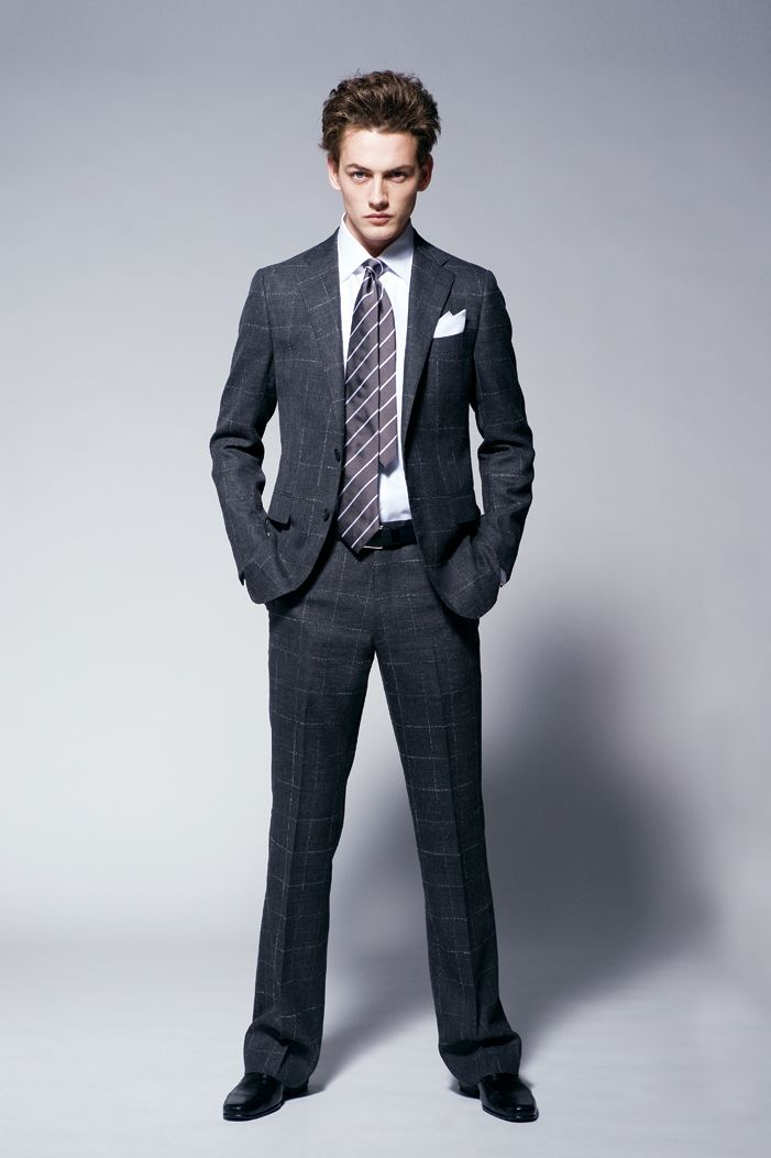 Jakob Hybholt0182_JOSEPH HOMME CLOTHING 2011 Spring-Summer Collection(Official)