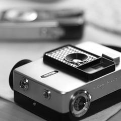Old Camera (hichako) Tags: auto half 2011 project365
